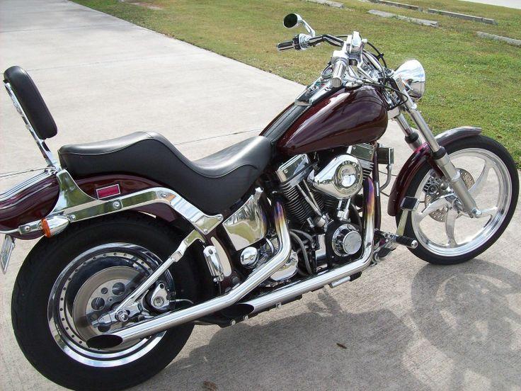Harley-Davidson : Softail Harley Davidson custom softail, S