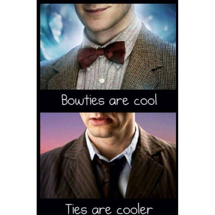 Yes! I love 10! I do like 11 too though. =) Doctor Who.