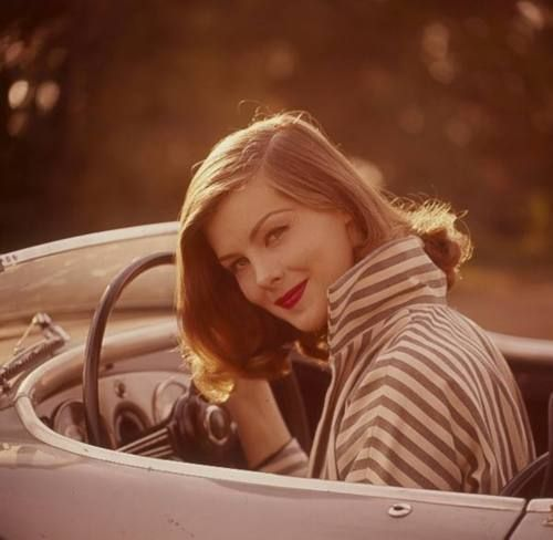 Janet Lee, 1950s.