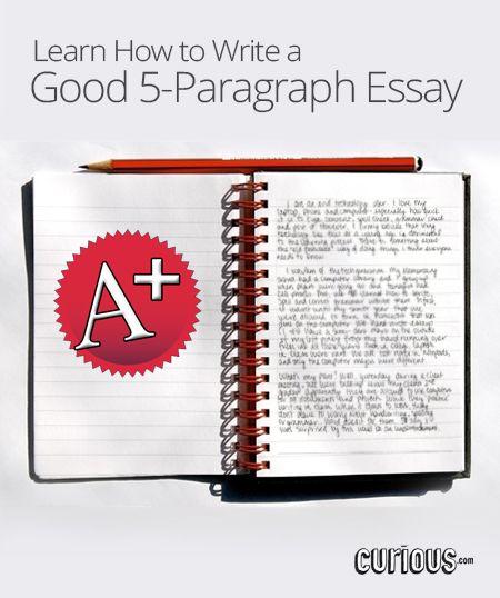 How To Write A Good Paragraph Essay  Do It Yourself Today  How To Write A Good Paragraph Essay  Do It Yourself Today  Pinterest   Writing Paragraph And Homeschool