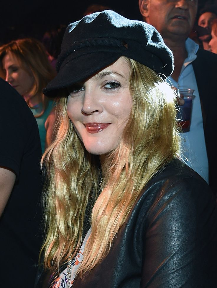Drew Barrymore Photos: Ringside At 'Mayweather VS Pacquiao'