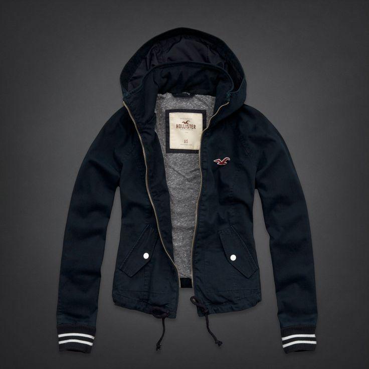 Bettys 1st Jetty Jacket | Bettys Outerwear | HollisterCo.com