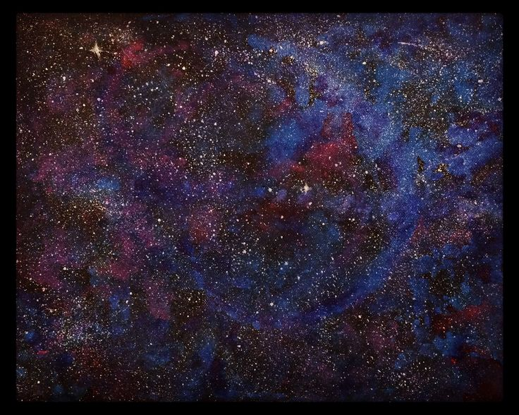 ..my first universe..galaxy..milky way.. :)
