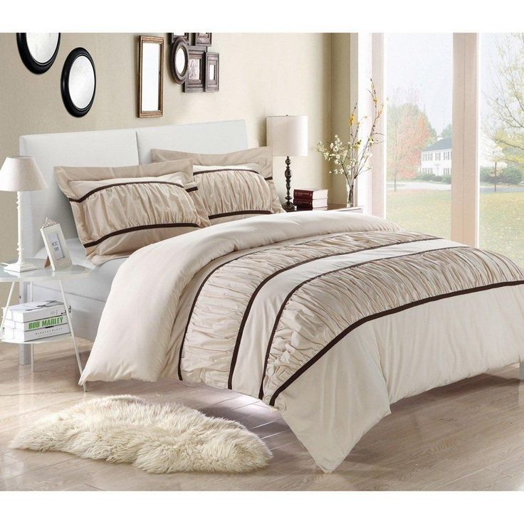 The 25+ best Beige duvets ideas on Pinterest Beige duvet covers - schlafzimmer set 140x200