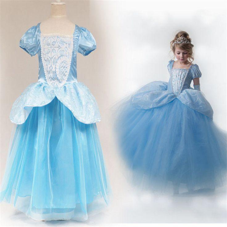 Платье для золушки для девочки купить в