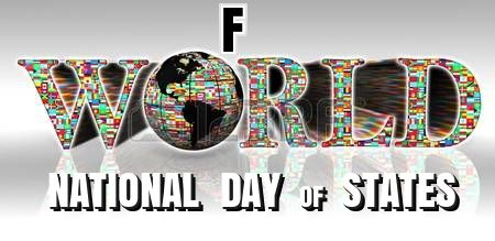 Heraldry of Life: F - NATIONAL DAY of the world