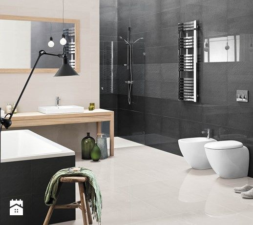 Łazienka, styl nowoczesny - zdjęcie od Ceramika Paradyż