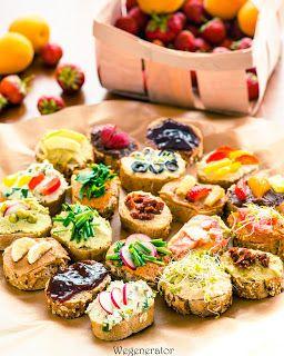 Wegenerator : Wegańskie kanapki na 8 sposobów
