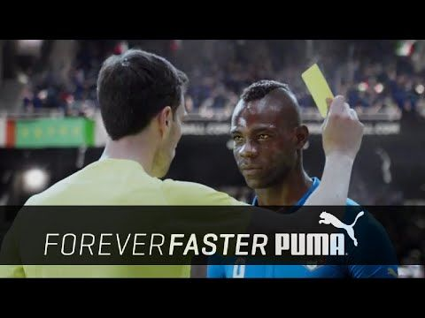 PUMA x JWT. Director: Gerard De Thame @ Supply & Demand (w/o 8.4)
