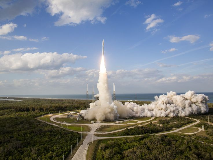 Weather satellite for the West Coast launched from Cape Canaveral – Spaceflight Now