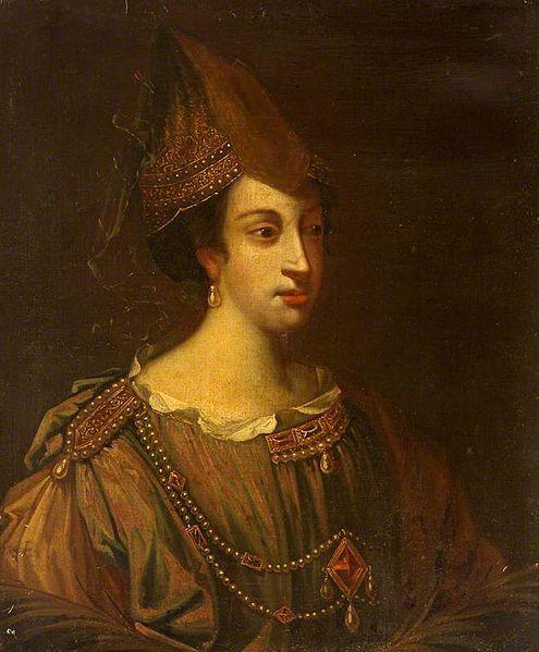 Mah-i Devran Sultan - the first wife of Sultan Suleyman