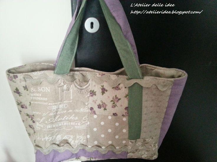 Nuova borsa .... romantica