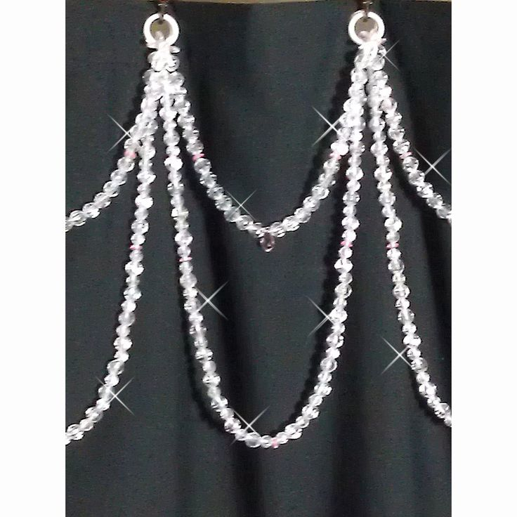 Shower Curtain Bling Swarovski Crystal, Via Etsy. | Shower Curtain Bling |  Pinterest | Bling, Crystals And Bathroom Closet