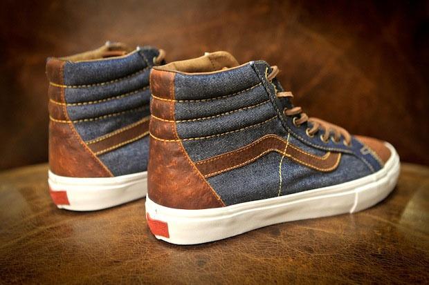 Nice Kicks x Vans Vault