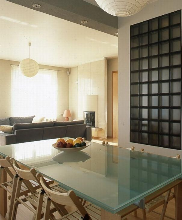 28 best images about glass block on pinterest glasses for Acrylic block wall