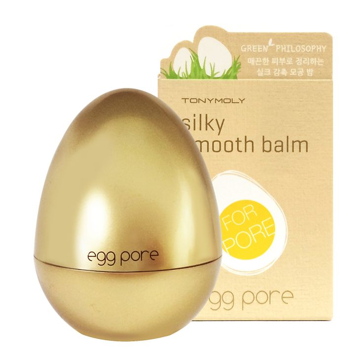 Tonymoly New Egg Pore Silky Smooth Balm 20g - Tonymoly Beautynetkorea Korean cosmetic
