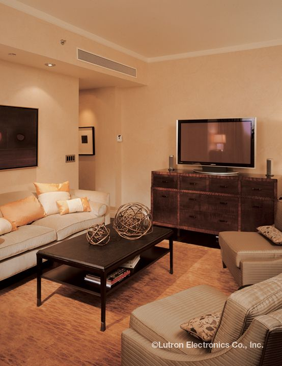 Relax With Friends In This Cozy Living Room To Watch Big Games, Movies And TV  Shows. Dimmed Lights Create The Perfect Setting. ... Part 86