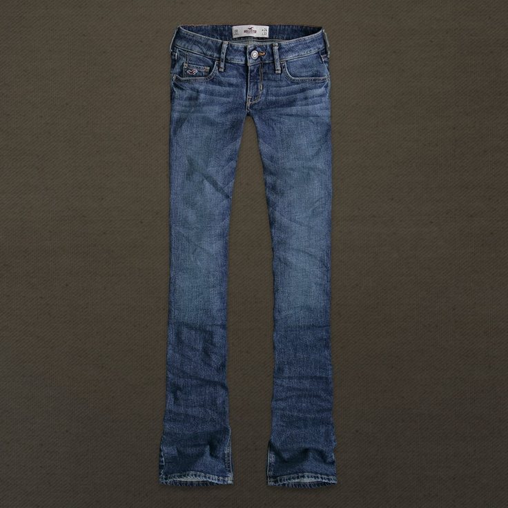 Hollister Co. - Shop Official Site - Bettys - Jeans - Boot - Hollister Boot