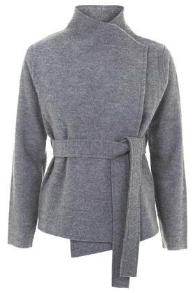 Premium Boiled Wool Jacket