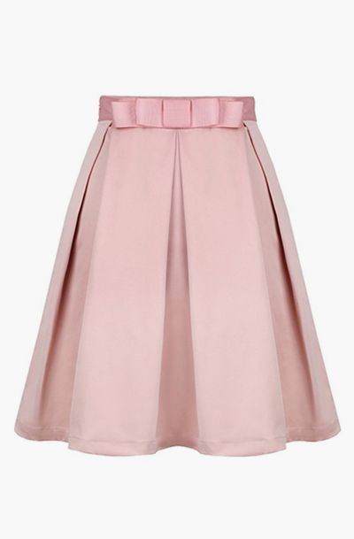 Cupro Skirt - LIGHT & SHADE by VIDA VIDA Huge Surprise Sale Online Clearance For Cheap Pay With Paypal For Sale Hu5P3tK