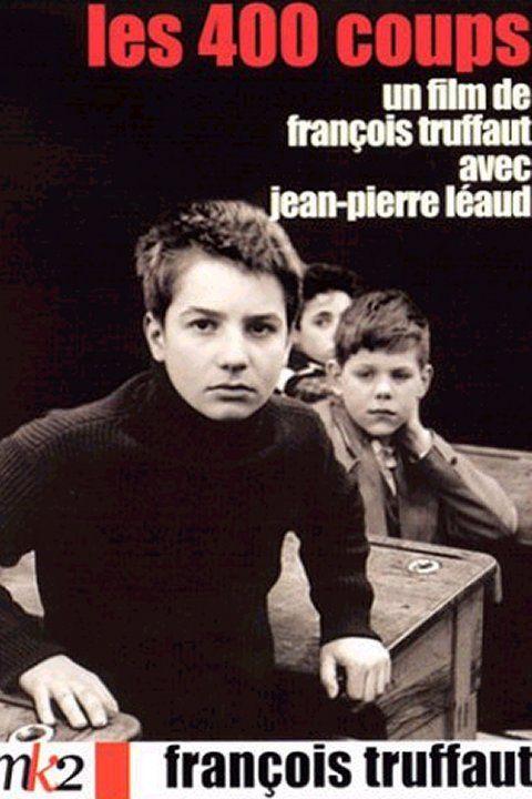 Les 400 Coups (1958) Recuerdo bien aquellos 400 golpes de  Truffaut y traveling con el pequño desertor ... ❤