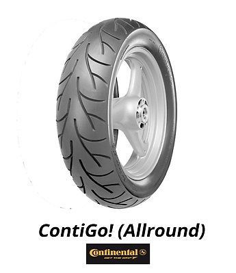 Honda C 90 Cub Rear Tyre 2.50-17 Continental ContiGo!