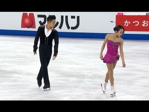 2016 Worlds Pairs SP Group 6 Full Version