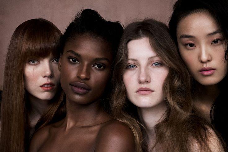 """Flesh Tones"" Alexander Straulino for Models.com  #models #skin #cultures…"