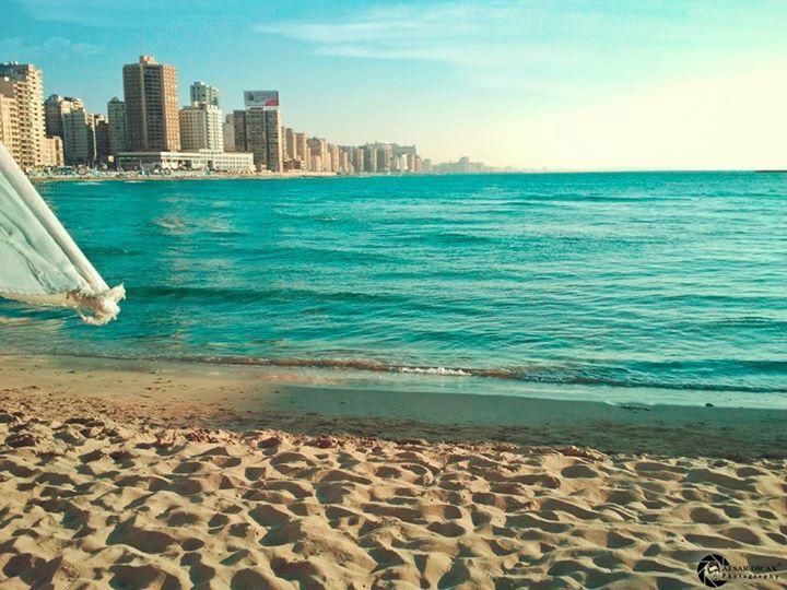Alexandria beach .... Egypt | Day tours, Alexandria egypt ...