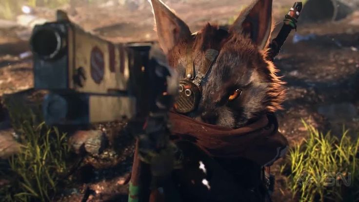 Meet BioMutant, the new open-world action RPG from ex-Just Cause and Mad Max developers that lets you mutate your hero on the fly. Watch more game and entert...