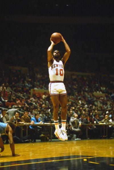 Walt Frazier New York Knicks