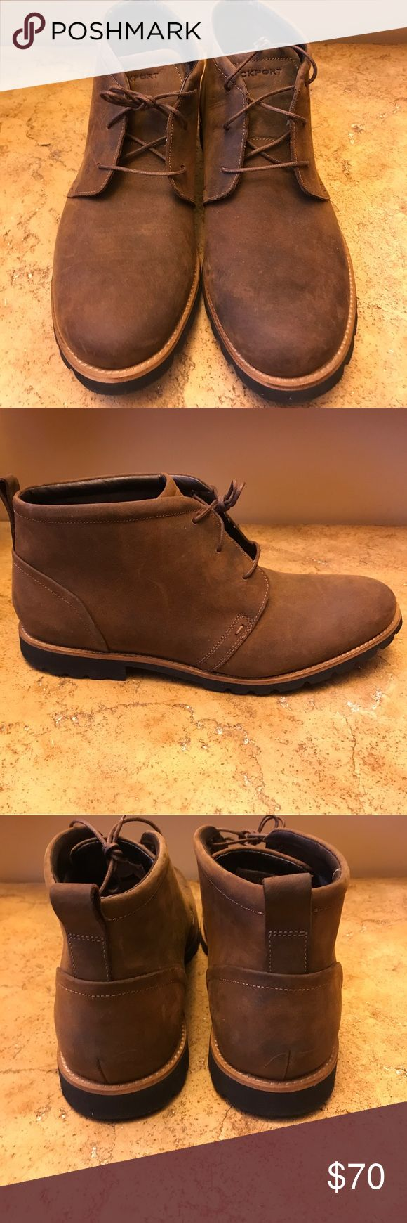 Rockport ankle boots Nwob Rockport Shoes Chukka Boots