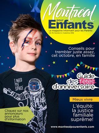 Montréal pour Enfants vol.16 n°5