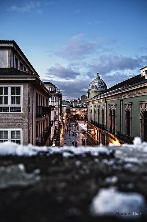 Lugo, Spain. Going here in 2013