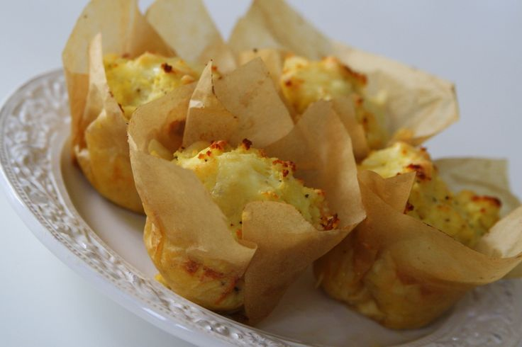 Potatismuffins och kalas | Jennys Matblogg