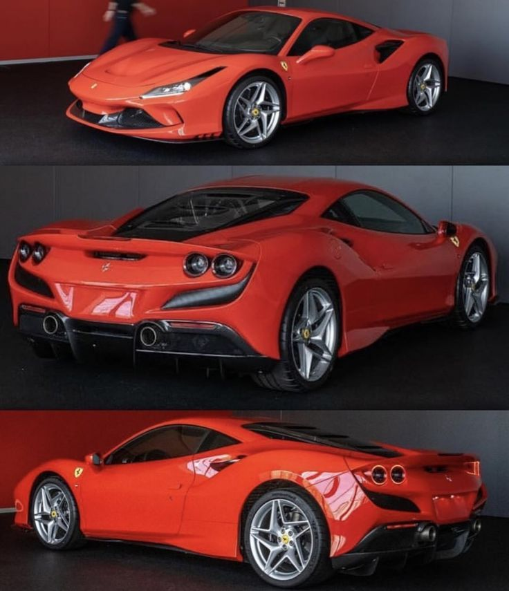 Ferrari F8 Wheels: The Awesome New Ferrari F8 Tributo The Post The Awesome