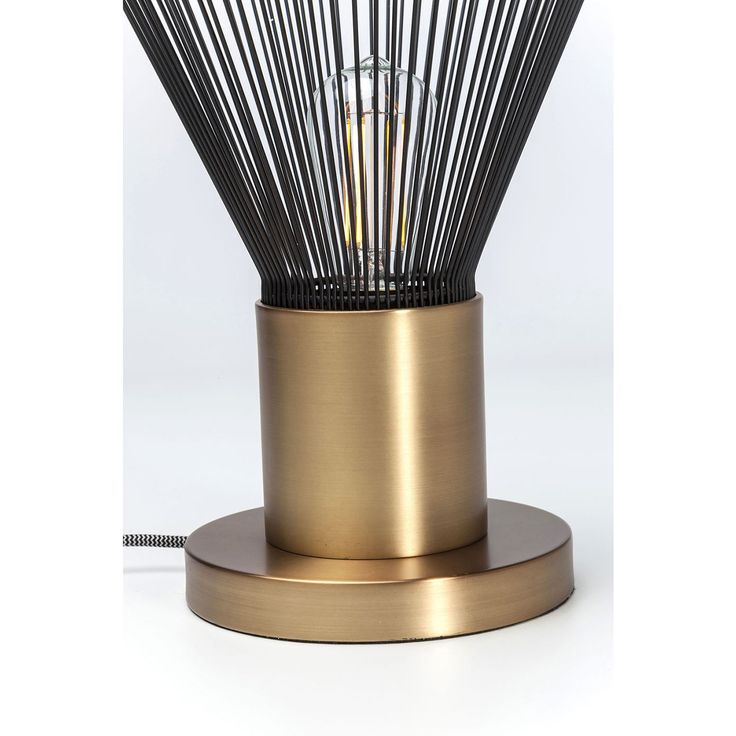 Metallico Table Lamp • WOO Design