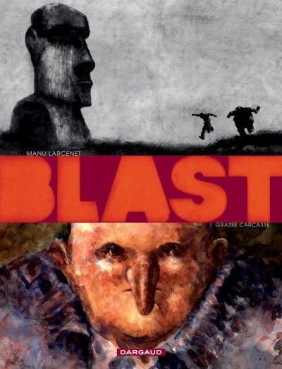 Manu Larcenet  Blast