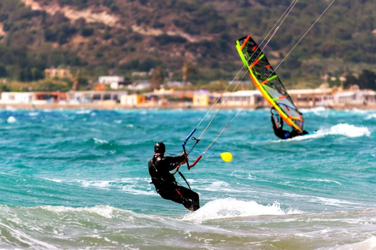 In #Kos, you will find a vast selection of #watersport centers, exhilarating water activities and invigorating sports that transform water fun into a breath-taking experience!