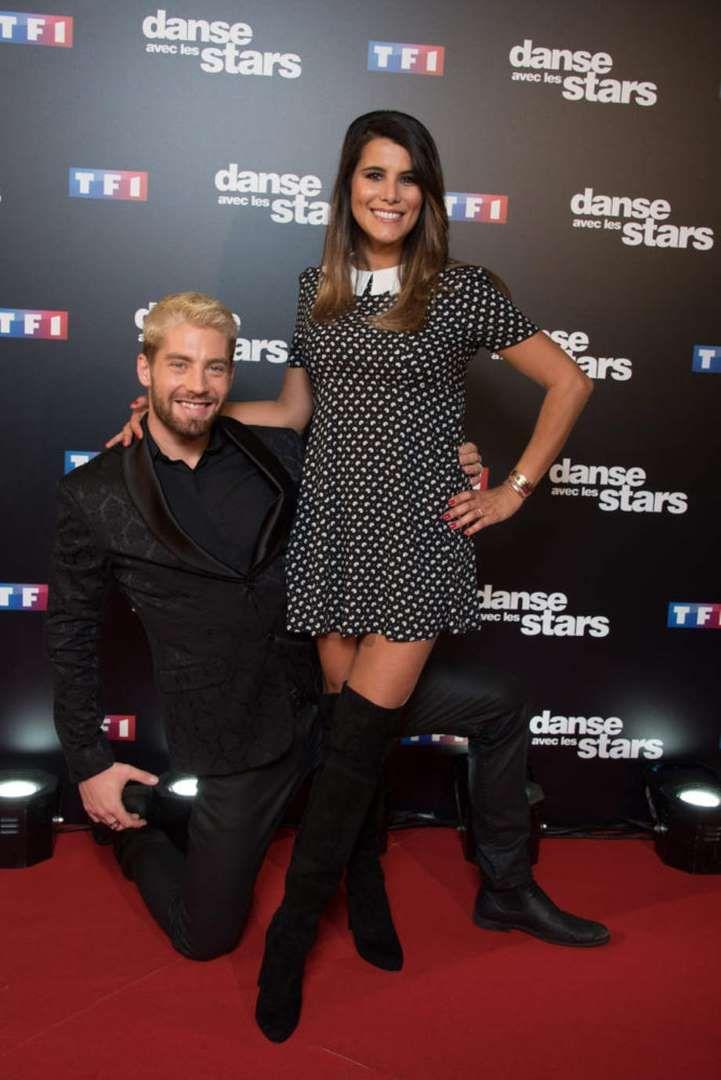 DALS 7 : Karine Ferri et Yann-Alrick Mortreuil - LAURENT ZABULON / TF1