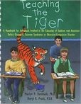 "Teaching the Tiger: A Handbook for Individuals Involved in the Education of Students with Attention Deficit Disorders, Tourette Syndrome or OCD. Strategies from this book should be used to modify classroom instruction and improve socialization.  This manual provides a wealth of visual supports for the school-age child including a description of the ""strategy book"" used for many children in the Celebrate the Children program.  (Educational Theories and Approaches)"