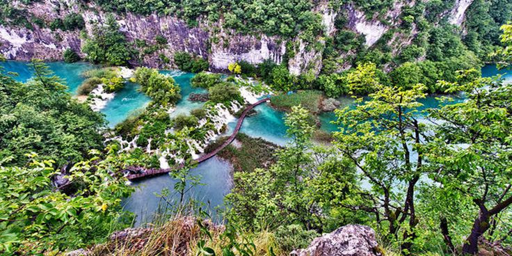 Laghi di Plitvice - Croazia