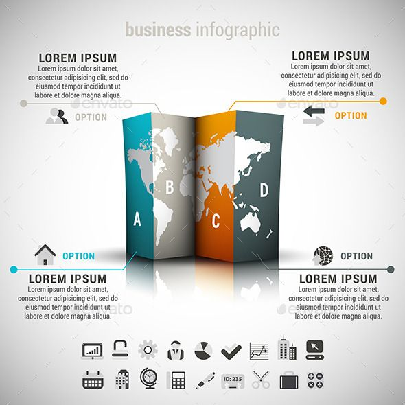 51 best templates infographics images on pinterest concert flyer business infographic infographics gumiabroncs Image collections
