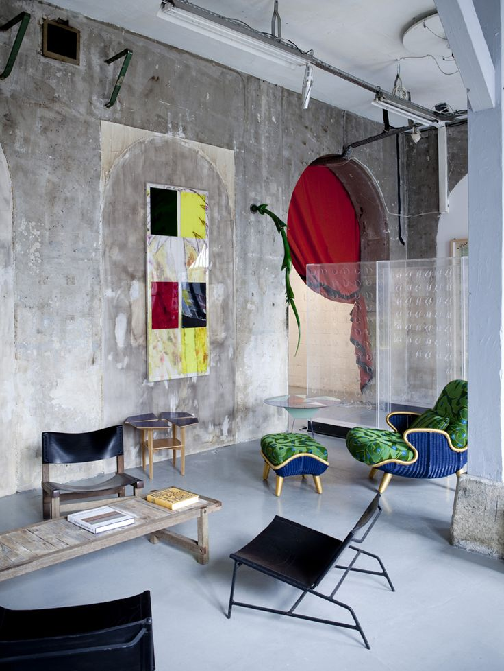 380 best Loft Bâtiment Entrepôt images on Pinterest Future - industrie look wohnung soho