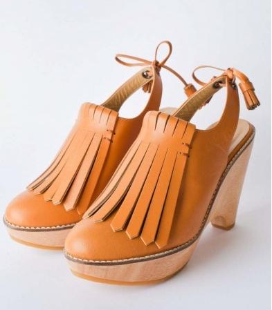 FRINGE #adelineloves #leather #shoes #inspiration