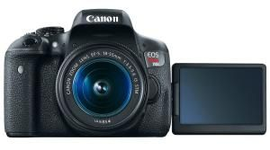 The Top 5 Entry-Level DSLRs: Canon EOS Rebel T6i