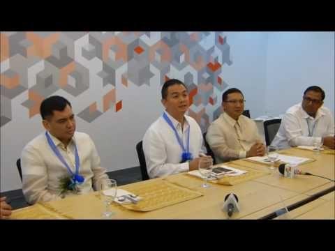Gov. Albert Raymond Garcia | Bataan Nuclear Powerplant is not a 21st Cen...