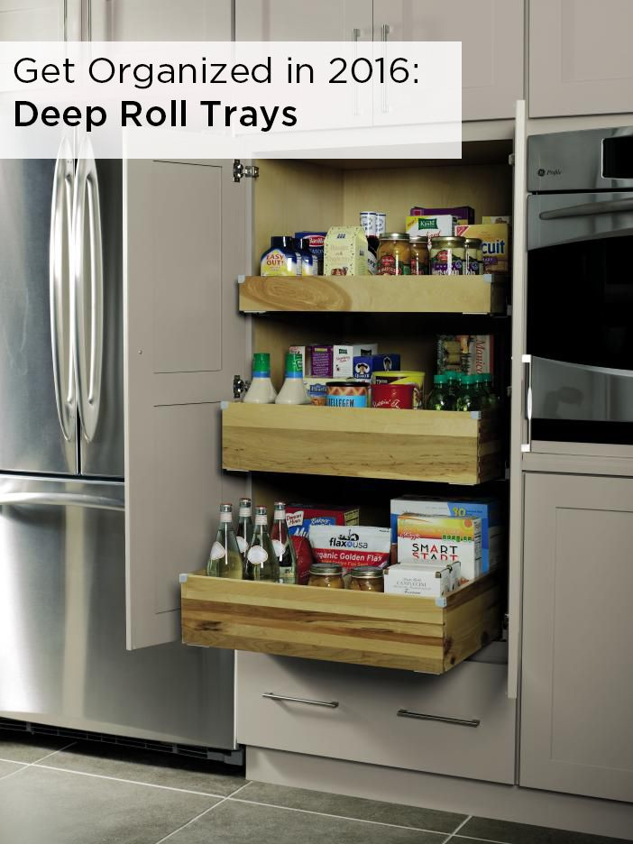 Store Tall Pantry Items Like Cereal Boxes Upright And At