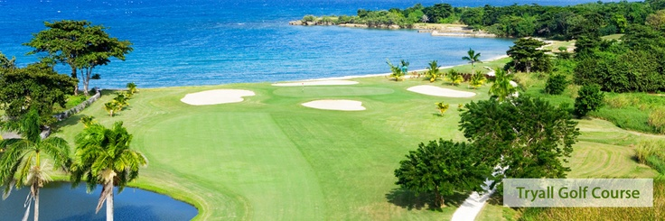 The Tryall Golf Course, Jamaica
