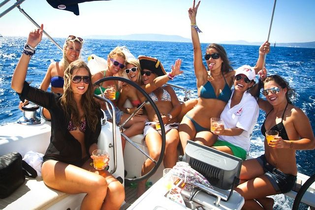 Yacht Party Yacht Party